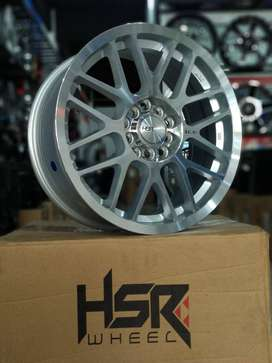 VELG RACING HSR RAI-S1 R16X7 H10X100-114