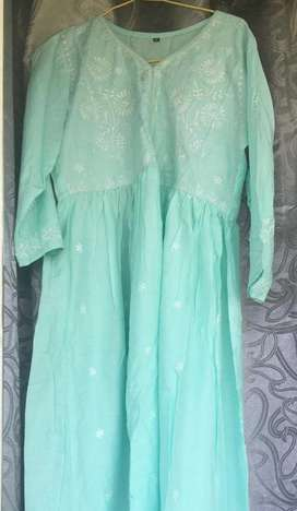 Rayon kurti for sale size 38