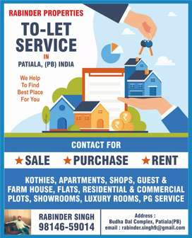 Furnished kothi Or Farmhouse in all locations