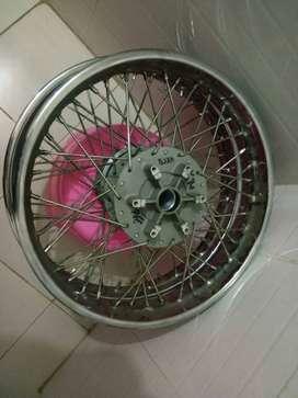 New Rim wheel pair of Royal Enfield Classic 350 2018