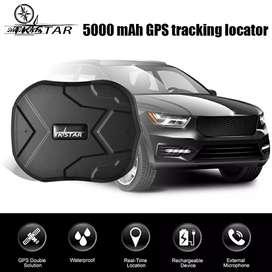 Paket murah GPS TRACKER portable, amankan motor/mobil dg akurat