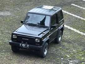 Daihatsu Taft GT 4x4 F70 1993 Diesel2.8 full orisinil, jarang ada
