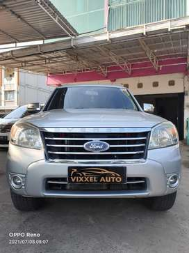 Ford Everest 2.5 XLT A/T thn 2009/2010