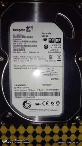 Seagate ST500DM002  500GB WU