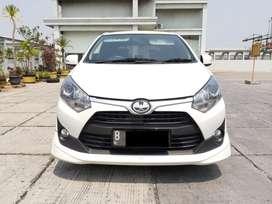 Toyota Agya 1.2 G TRD At 2018 Km.22rb Plat Ganjil Mobil Siap Pakai
