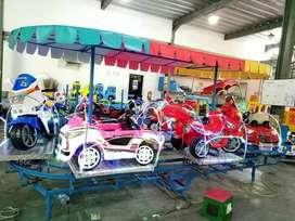 Jual odong odong mobil remot asli pabrik NP