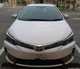 Toyota ka koi b model asan iksat pay hasil karay