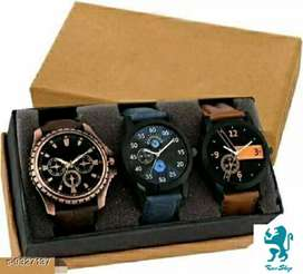 Men's watch combo (Home delivery service)