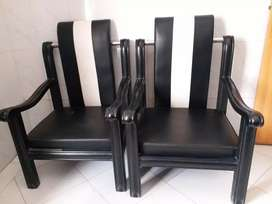 two bed room chairs