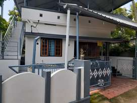 3 bedroom, 6.5 cent house at near by valiyakulam, changancherry.