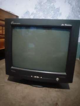 HCL desktop monitor