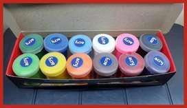 Cat poster untuk prakarya murah 1 set 12 warna