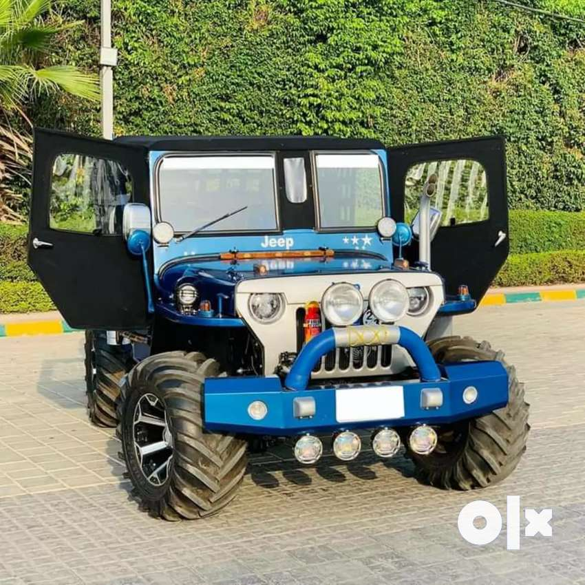Rahul jeep modified-All jeep choice customer depend Deliver All india