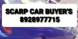 Scrap car use