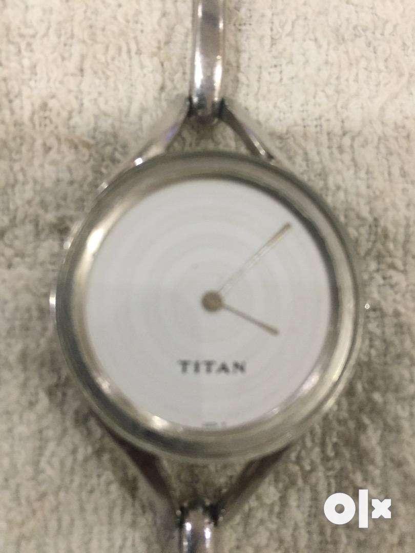TITAN wrist watch. Sleek model 0