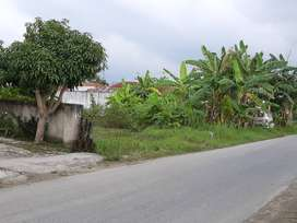 Tanah Sertifikat Hak Milik - Pasar 9 Jl.Sidomulyo Tembung - Strategis