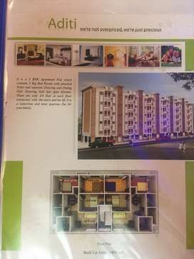 3BHK Ready to move in Vastu Vihar Pataahi Airport