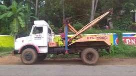 SE Lorry Crane