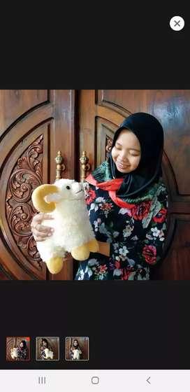 Boneka domba terbaru murah