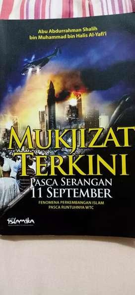 Buku mukjizat terkini pasca serangan 11 September