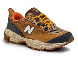 Sepatu Trail Running New Balance All Terrain 801 ML801NEC Brown ORI