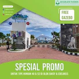 Spesial Promo : Free Gazebo, Jogja Eco Wisata, Dekat Kampus UII