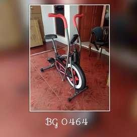 Sepeda Statis Platinum Bike // Kamis Gym 05.52