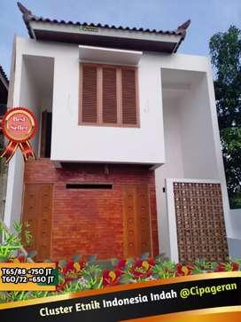 Lux Rumah Mewah Baru Cipageran dkat Bukit Raya Ngamprah Permata Cimahi