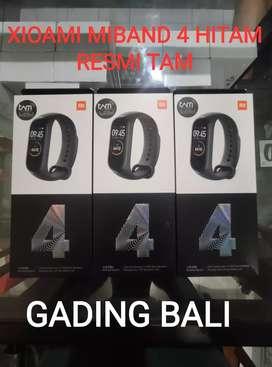 Xiaomi Miband 4 Hitam Garansi Resmi TAM