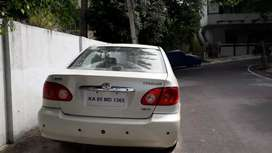 I am selling my car which is in good condition and new 2 tyres.