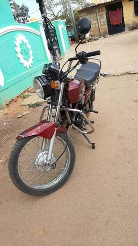 Rx 135 fc insurance emission all documents running and good condition