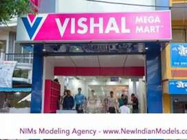 Urgent need in shopping moll for male and female