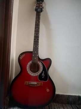 Signature Acoustic guitar for sale