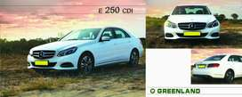 Benz E250 For Rent In Kochin City
