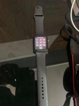 Apple watch series 3 44mm gps 100%battery health