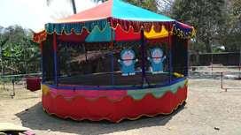meja pasir ajaib NV trampoline
