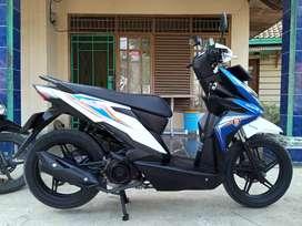 Honda Beat New 2019 ESP CBS Terbaru ECO Kilometer 730 Asli Dari Baru