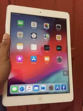 iPad air 16giga wifi only mulus