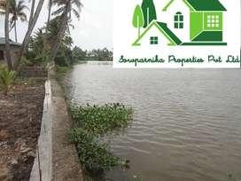 Waterfront Bungalow at Thevara Kochi