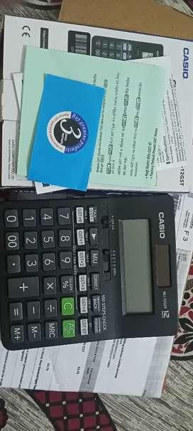 Casio calculator MJ-12GST