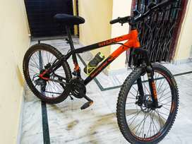 New condition 6 months old hero sprint insider cycle up for sale
