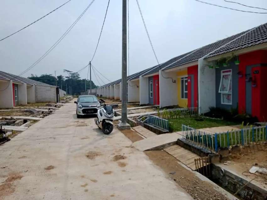 Rumah KPR subsidi cicilan 1 juta