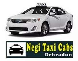 NEGI TOUR AND TRAVEL only satday Sunday service