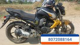 Yamaha FZS With 2013 Model, All Papers, Single Owner