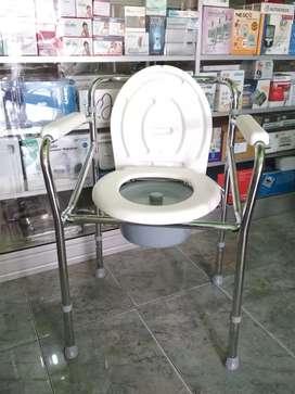 Kursi toilet non roda