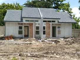 Salah satu Perumahan terbesar di Bantul Selatan dengan 75 unit rumah