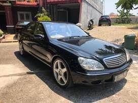Mercedes-Benz S600 L 5.8 2001