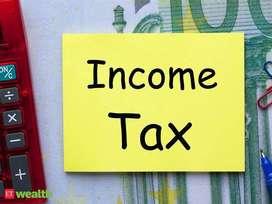 Income Tax Return Filling