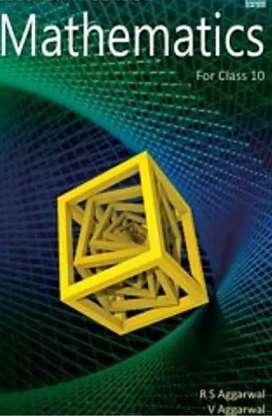 Rs Agrawal maths book class 10th