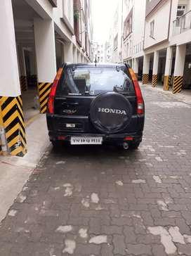 Honda CRV full automatic
